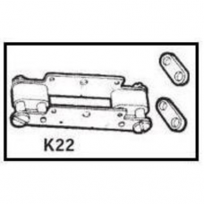 KIT DE CONECCION PARA C22 Y 4300, PARA CAJAS B46, B50, B58, B59, B203, B204, B207, B208, B322, B324.