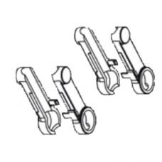 KIT DE CONECCION C5, C16, MACH5 Y MERCURY, PARA CAJA B301 Y B302